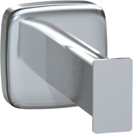 ASI 7301 Towel Pin - Surface Mounted