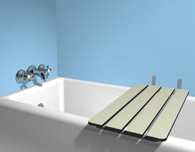ASI 8358 Folding Tub Seat