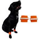 GOGO High Visivility Safety Dog Wristbands, Reflective Ankle Bands, 4 Pcs Pack