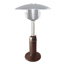 PrimeGlo HLDS032-CG Outdoor TableTop Patio Heater- Hammered Bronze