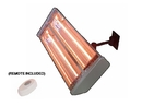 PrimeGlo HLI-1531 Dual Bulb Wall Mount Infrared Heat Lamp