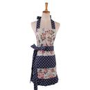 Aspire Adult Kitchen Apron Fashion Women Skirt Apron Dress Cooking Baking Crafting Garden Apron