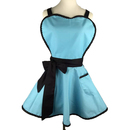 Aspire Cotton Apron With Pocket Baking Working Aprons For Women Girls' Party Aprons