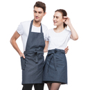 Aspire Bib Apron With Pocket Waist Apron For Cooking Couples Kitchen Aprons Cafe Restaurant Aprons