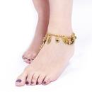 BellyLady Belly Dance Metal Adjustable Charm Bracelet / Anklet