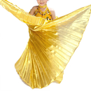 BellyLady Kids Belly Dance Costume Egyptian Isis Wings