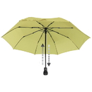 EuroSCHIRM 3032-LG Light Trek Automatic Umbrella, Light Green