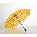 EuroSCHIRM 3029-CWS3 Light Trek Umbrella, Yellow/Orange