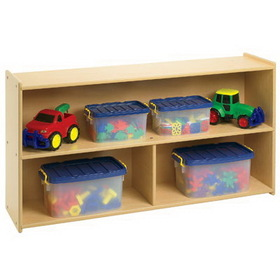 Angeles AVL1020 Value Line Preschool Two Shelf Storage?
