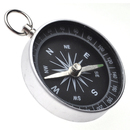 50 Pieces GOGO Small Elegant Pocket Compass