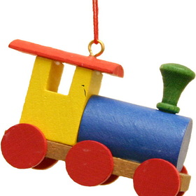 ULBR Ornament, Locomotive Each (Item number: 10-0111), UPC: 821692018391