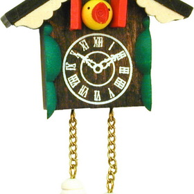 ULBR Ornament, Cuckoo Clock Each (Item number: 10-0311)