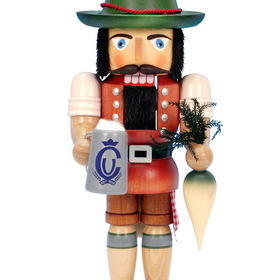 SEIF Nutcracker, Bavarian Each (Item number: 32-535)