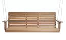 All Things Cedar PS70U 6' Porch Swing