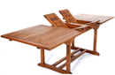 All Things Cedar TE90 Rectangle Extension Table