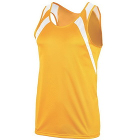 Augusta Sportswear 312 - Wicking Tank With Shoulder Insert - Youth