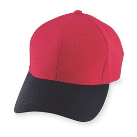 Augusta Sportswear 6236 - Athletic Mesh Cap - Youth