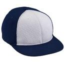 Augusta Sportswear 6256 Athletic Mesh Flat Bill Cap - Youth