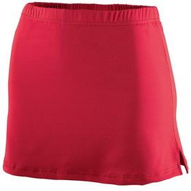Augusta Sportswear 751 - Ladies Poly/Spandex Team Skort