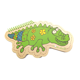 Thinkdoodle TKD-04312 Lil Scribblez Alligator