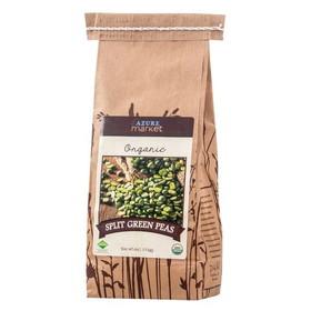 Azure Farm Organic Green Split Peas - 40 ozs.