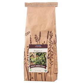 Azure Farm Green Split Peas, Organic, BE061, Price/5 lbs