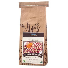 Azure Farm Classic 3-Bean Chili Mix, Organic, BE111, Price/13.6 ozs