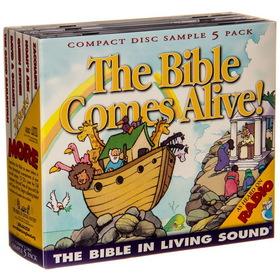 Bible in Living Sound SAMPLER PACK (Bible Living Sound), BK211, Price/5-CD Sample