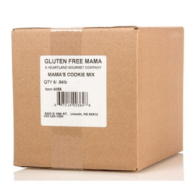 Gluten Free Mama Mama's Cookie Mix, Gluten Free, BM139, Price/6 x 15 ozs