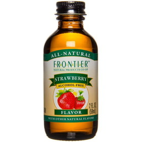 Frontier Strawberry Flavor - 2 ozs.