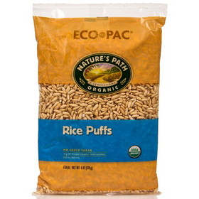 Nature's Path Rice Puffs, Organic - 3 x 6 ozs.