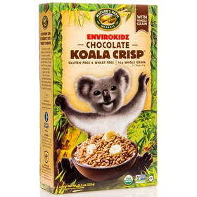 EnviroKidz Koala Crisps, Organic - 3 x 11.5 ozs.