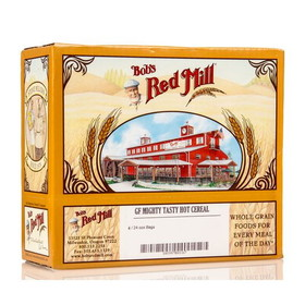 Bob's Red Mill Mighty Tasty Hot Cereal, WF, GF, DF, CE331, Price/4 x 24 ozs