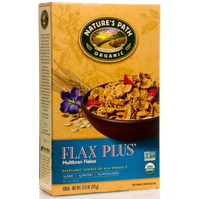 Nature's Path Flax Plus, Organic - 13.25 ozs.