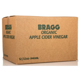 Bragg's Apple Cider Vinegar, Organic, CO065, Price/12 x 32 ozs
