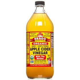 Bragg's Apple Cider Vinegar, Organic, CO066, Price/32 ozs
