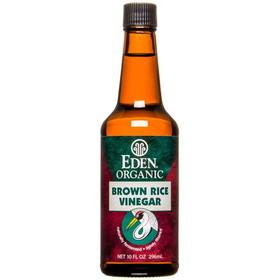 Eden Foods Vinegar, Brown Rice, Imported  - 10 ozs.