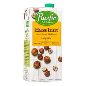 Pacific Foods Hazelnut Milk - 32 ozs.