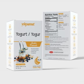 Yogourmet Yogurt Starter 30 grams - 1 pk.