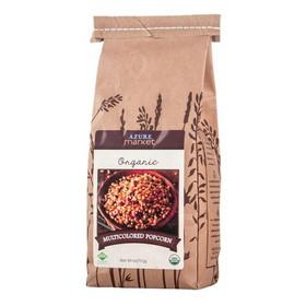 Azure Farm Popcorn, Multicolored, Organic, GR173, Price/4 x 40 ozs