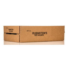 Rubinstein's Red Salmon - 24 x 7.5 ozs.