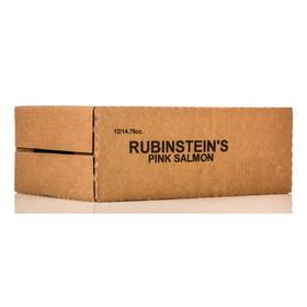 Rubinstein's PINK Salmon, GY020, Price/12 x 14.75 ozs