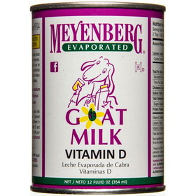 Meyenberg Goat Milk Evaporated - 12 ozs.