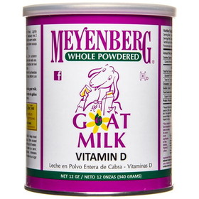 Meyenberg Goat Milk, Powdered - 12 ozs.