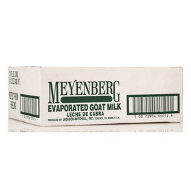 Meyenberg Goat Milk Evaporated - 12 x 12 ozs.