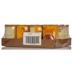 Amy's Chunky Tomato Bisque Soup, Organic - 12 x 14.5 ozs.
