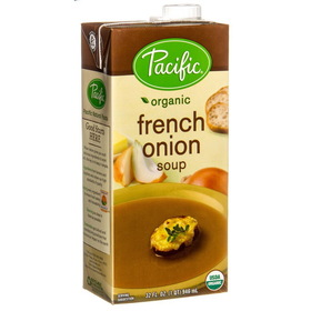 Pacific Foods French Onion Soup, Organic - 32 ozs.