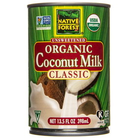 Native Forest Coconut Milk, Organic - 13.5 ozs.
