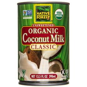 Native Forest Coconut Milk, Organic - 13.5 ozs.