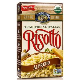 Lundberg Alfredo Risotto, Organic, Gluten-Free, GY492, Price/3 x 5.5 ozs